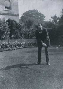 Samuel Ryder, Founder of the Ryder Cup