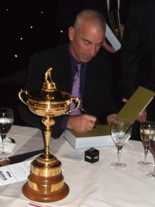 Corey Pavin & the Ryder Cup