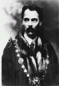 Samuel Ryder Mayor