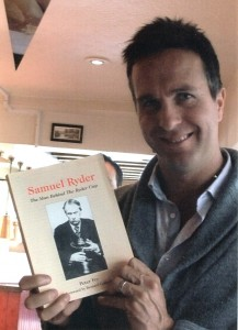 Michael Vaughan with Samuel Ryder Biography